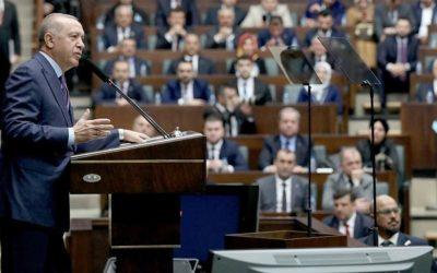 Эрдоган заявил о намерении более решительно действовать в Сирии