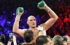 Фьюри победил Уайлдера и стал чемпионом WBC