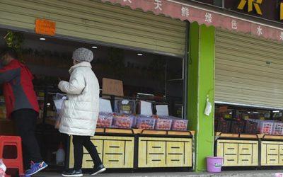 В китайском Ухане остались 44 российских студента