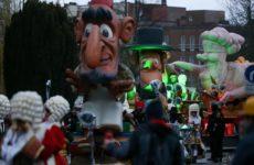Бельгийский карнавал вызвал скандал из-за изображения евреев