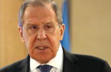 Сергей Лавров обсудил санкции с главой МИД Венесуэлы
