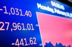 Падение мировых индексов ударило по рублю