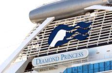 Коронавирус подтвердили у эвакуированных с Diamond Princess граждан РФ
