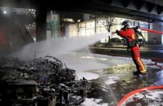 В Париже из-за пожара эвакуирован Лионский вокзал