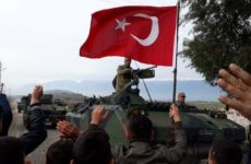 Турция объявила о проведении военной операции в Идлибе