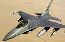 Истребитель F-16 ВВС Турции увернулся от ракеты С-200 ПВО Сирии