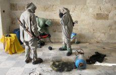 Сирийские военные сообщили о готовящейся террористами химатаке