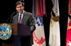 Пентагон не исключил возможность удара по Ирану в ответ на обстрел базы США