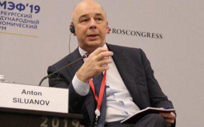 Силуанов заявил, что российская экономика развивается в запланированных трендах