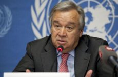 Генсек ООН призвал G20 отменить санкции из-за пандемии коронавируса