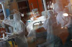 В Италии жертвами коронавируса за минувшие сутки стали 743 человека