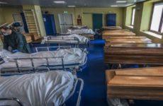 В Италии побит суточный рекорд смертей от коронавируса