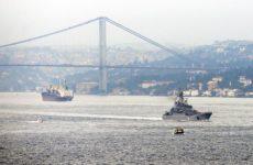 Россия готовится к закрытию Босфора
