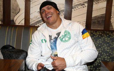 Украинский бокс: Усик, Гвоздик и Ломаченко отказываются враждовать с Россией