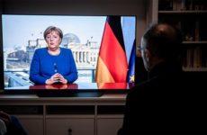 Коронавирус: Меркель даже на карантине насылает ужас на немцев