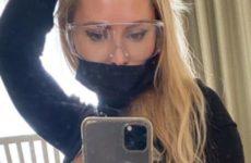 Дана Борисова заявила, что после встречи с Лещенко начался сухой кашель