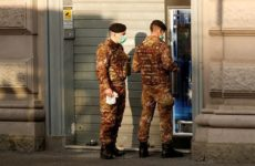 Италия сообщила о замедлении роста жертв коронавируса