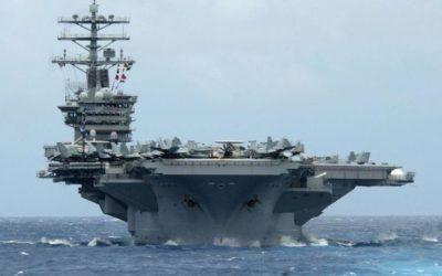 Еще один авианосец США стал очагом коронавируса
