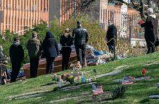 США обогнали Италию по числу умерших от коронавируса