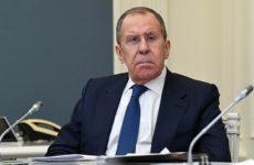 Лавров: Россия не будет просить Евросоюз о снятии санкций из-за коронавируса