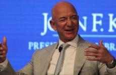 Глава Amazon за день стал богаче более чем на 6 млрд долларов