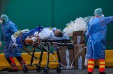 ВОЗ обеспокоена ситуацией с коронавирусом в России и других странах