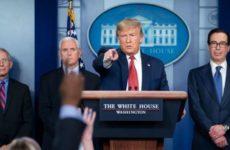 Трамп намерен временно запретить въезд в США по рабочим визам
