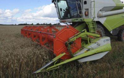 Россия приостанавливает экспорт зерна до 1 июля