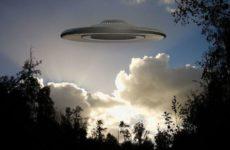 Пентагон рассекретил кадры с НЛО
