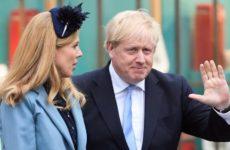 Премьер-министр Великобритании Борис Джонсон стал отцом в шестой раз