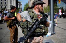 Противники карантина в Америке взялись за оружие