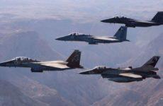 Целями израильских авиаударов по Сирии стали военные склады в Алеппо