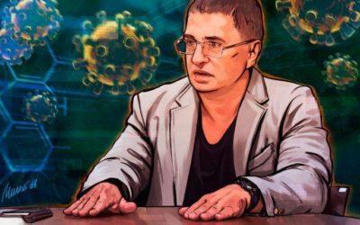 Доктор Мясников оценил риск заражения коронавирусом дома