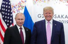 Трамп рассказал подробности разговора с Путиным