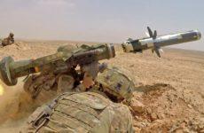 США начали производство новых противотанковых ракетных комплексов