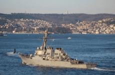 Украина и Грузия захотели сдвинуть границы РФ на Черном море