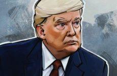 Трамп покинул брифинг по коронавирусу после неудобного вопроса журналистки