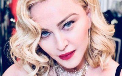Мадонна дала рецепт идеального коктейля для самоизоляции