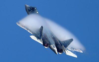 Беспилотный режим Су-57 обепокоил США