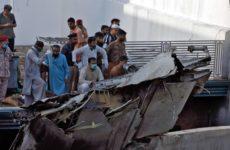 Пакистан сообщил о 90 погибших при крушении самолета