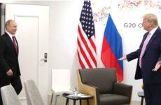 Трамп о Путине: Я ему нравлюсь, но он не хочет, чтобы я победил