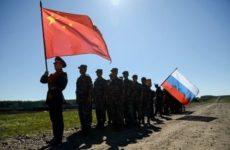 Китай приготовился отстаивать итоги Второй мировой войны вместе с Россией
