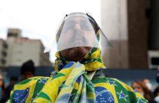 Трамп закрыл въезд в Штаты для недавно побывавших в Бразилии иностранцев