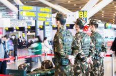 Как летали самолеты из Китая в январе и феврале