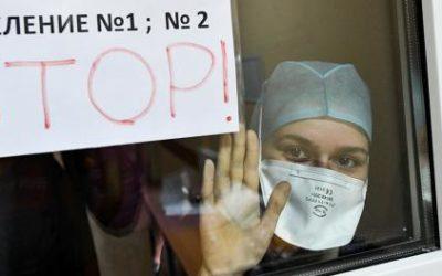 Ужасы COVID-19 в России: Лечение может докатиться до подпольных больниц