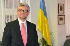 Украинский посол обиделся на Шредера, назвавшего его «карликом»