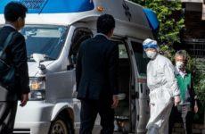 В Токио отмечен резкий скачок заболеваемости COVID-19