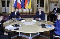 России не сообщали о планирующемся саммите «нормандской четверки»