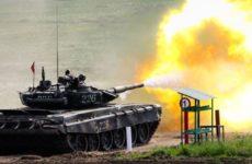 Наслушавшиеся американцев поляки испугались русских танков в Варшаве