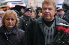 Вдова Кокшенова рассказала, как актер плакал перед смертью